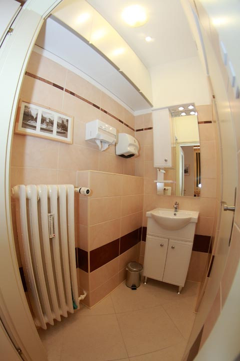 A mosdó