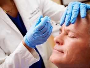 Botulinum kezelés